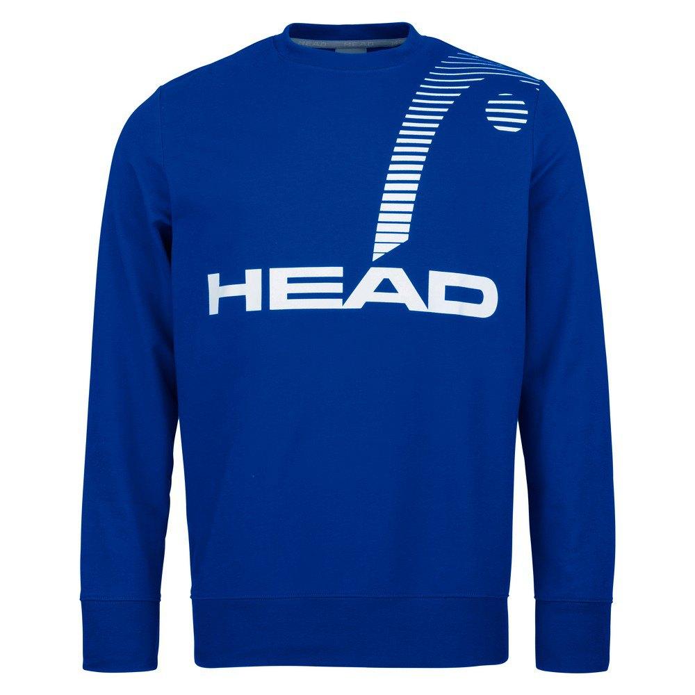 Head Racket Sweatshirt Rally L Blue