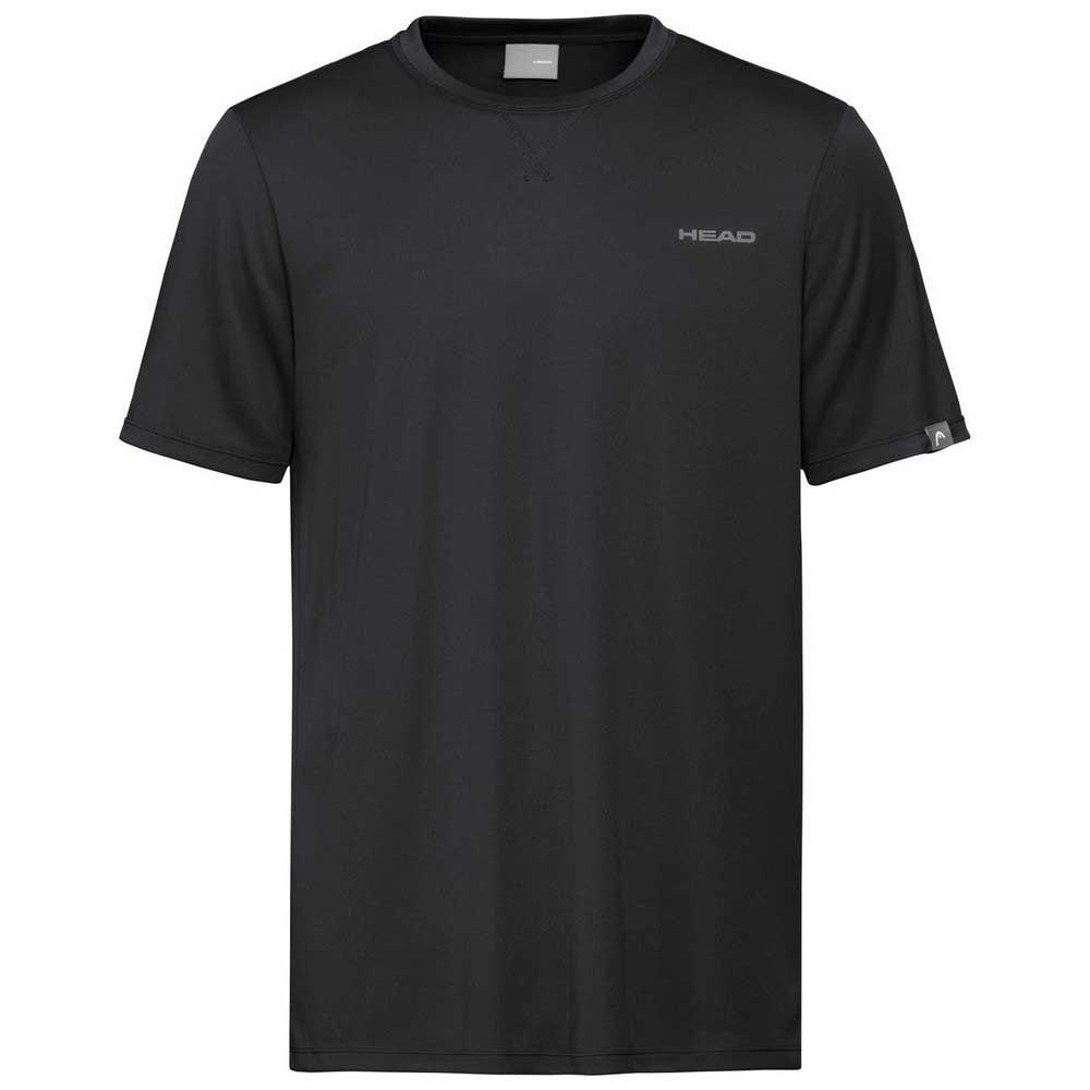 Head Racket T-shirt Manche Courte Easy Court S Black