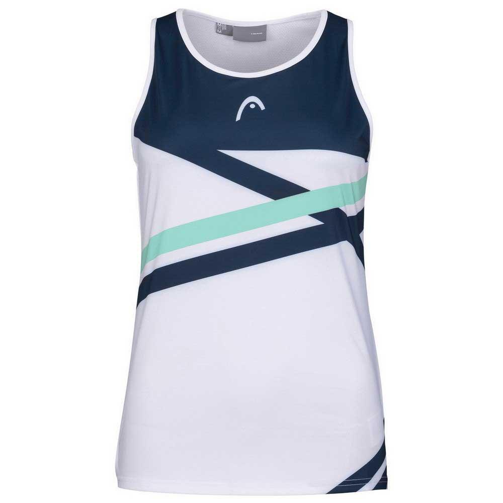 Head Racket T-shirt Sans Manches Performance L Print Perf W / Mi