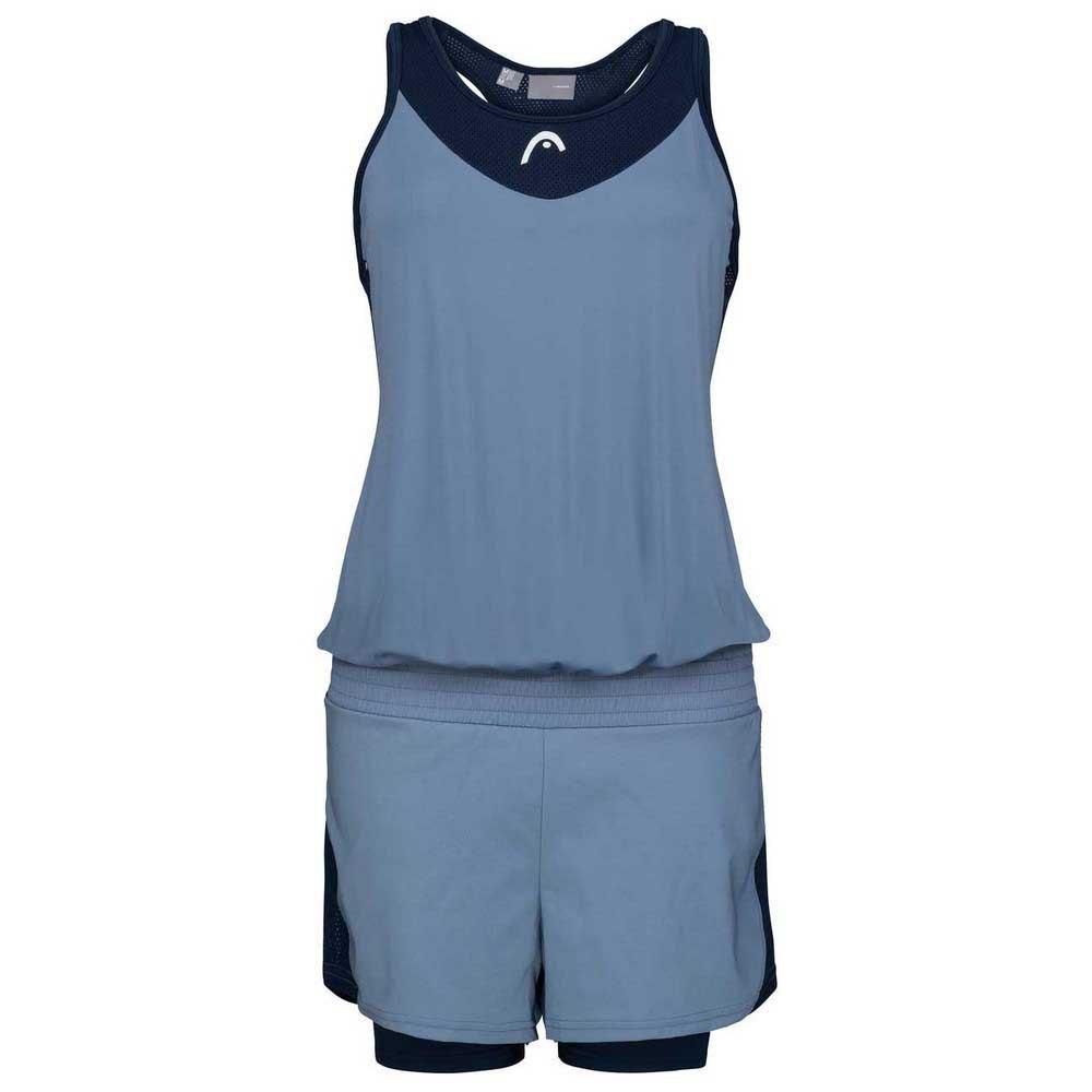 Head Racket Match Ii Romper S Infinity Blue / Dark Blue