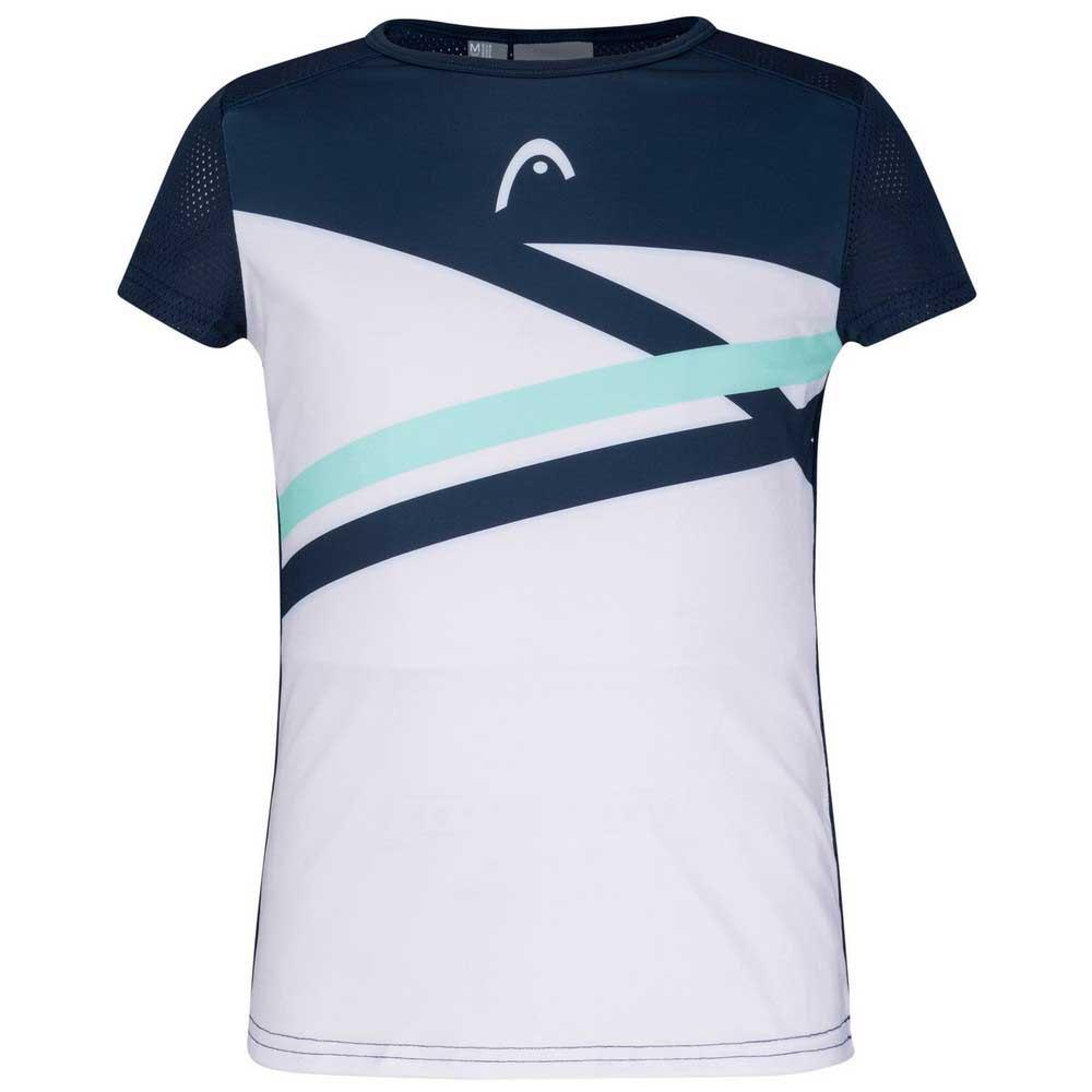 Head Racket T-shirt Manche Courte Sammy 128 cm Print Perf W / Mi