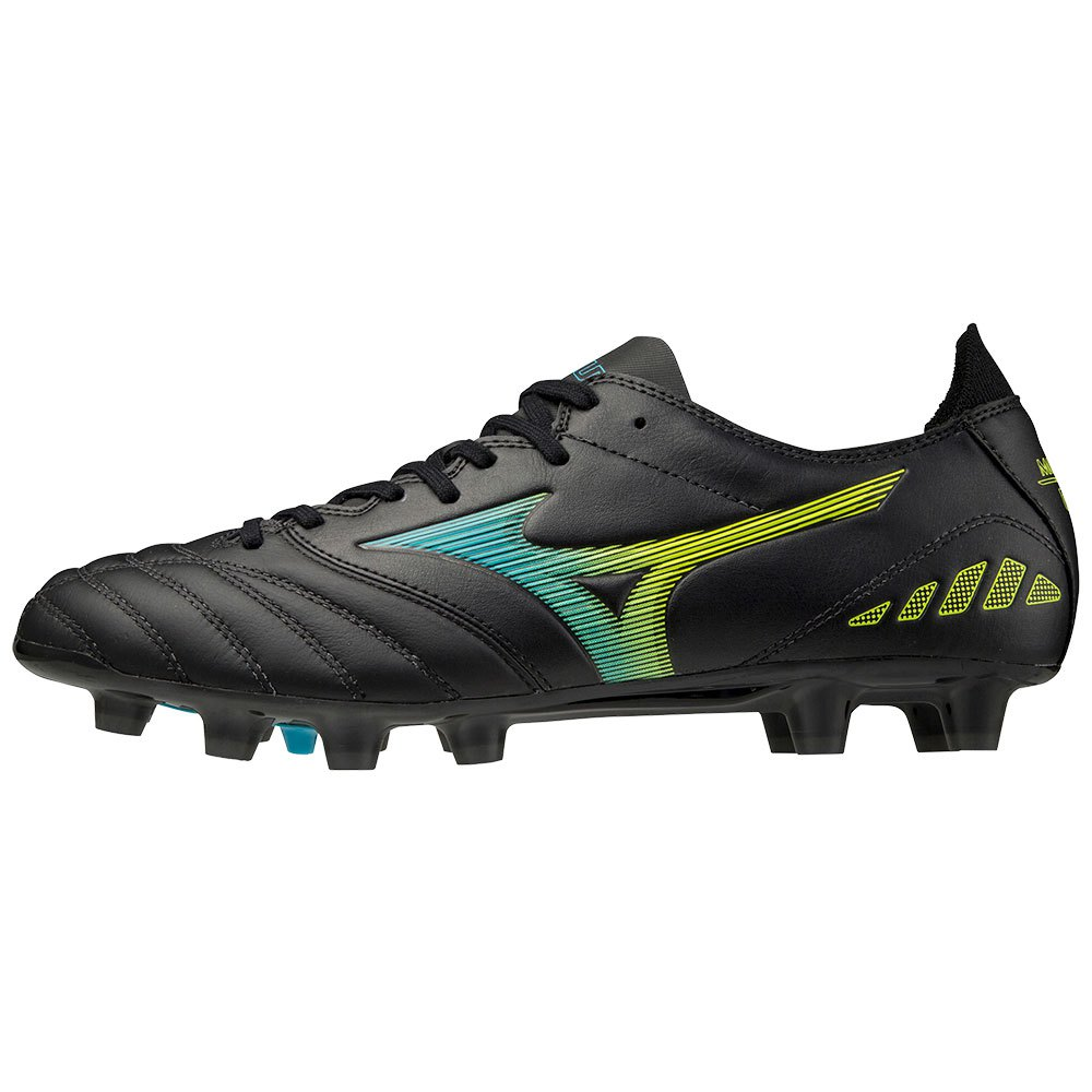 Mizuno Chaussures Football Morelia Neo Iii Pro Fg/ag EU 39 Black / Blue Atoll