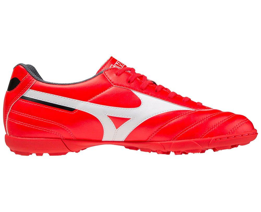 Mizuno Chaussures Football Morelia Ii Club As EU 46 Ignition Red / White / Black
