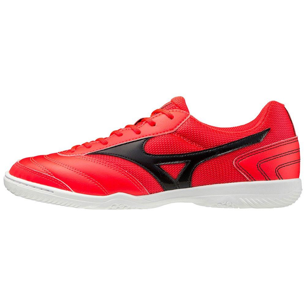 Mizuno Chaussures Football Salle Morelia Sala Club In EU 42 Ignition Red / White