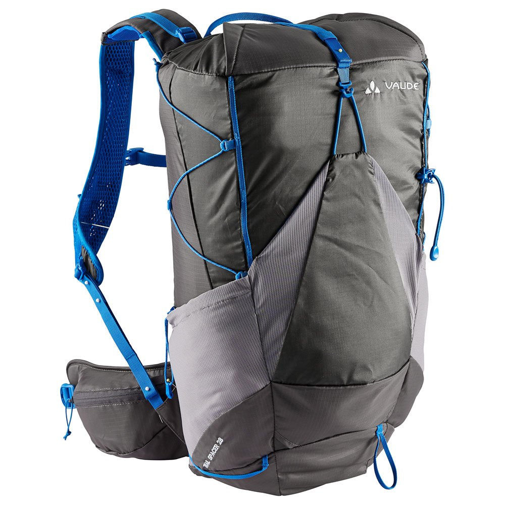 Vaude Sac À Dos Trail Spacer 28l One Size Iron