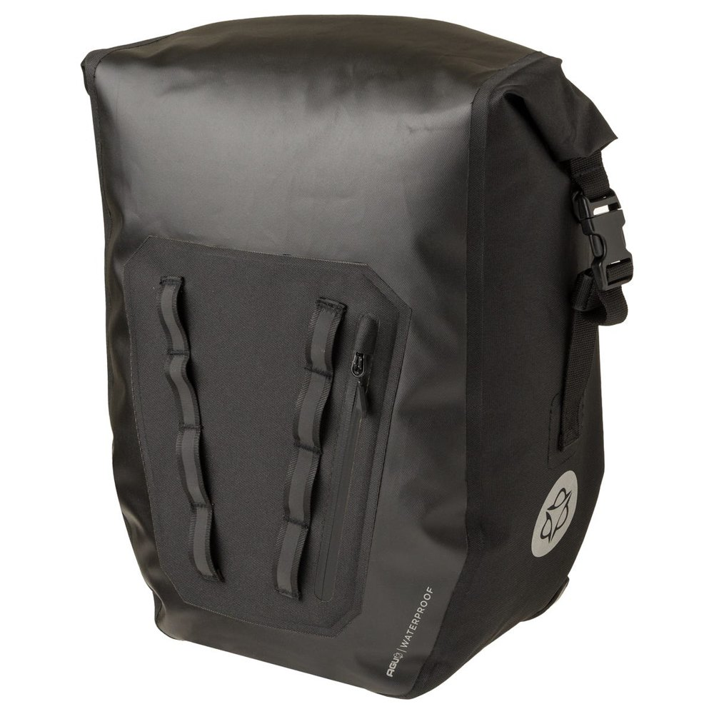 Agu Shelter Tech Single 21l Saddlebags One Size Black