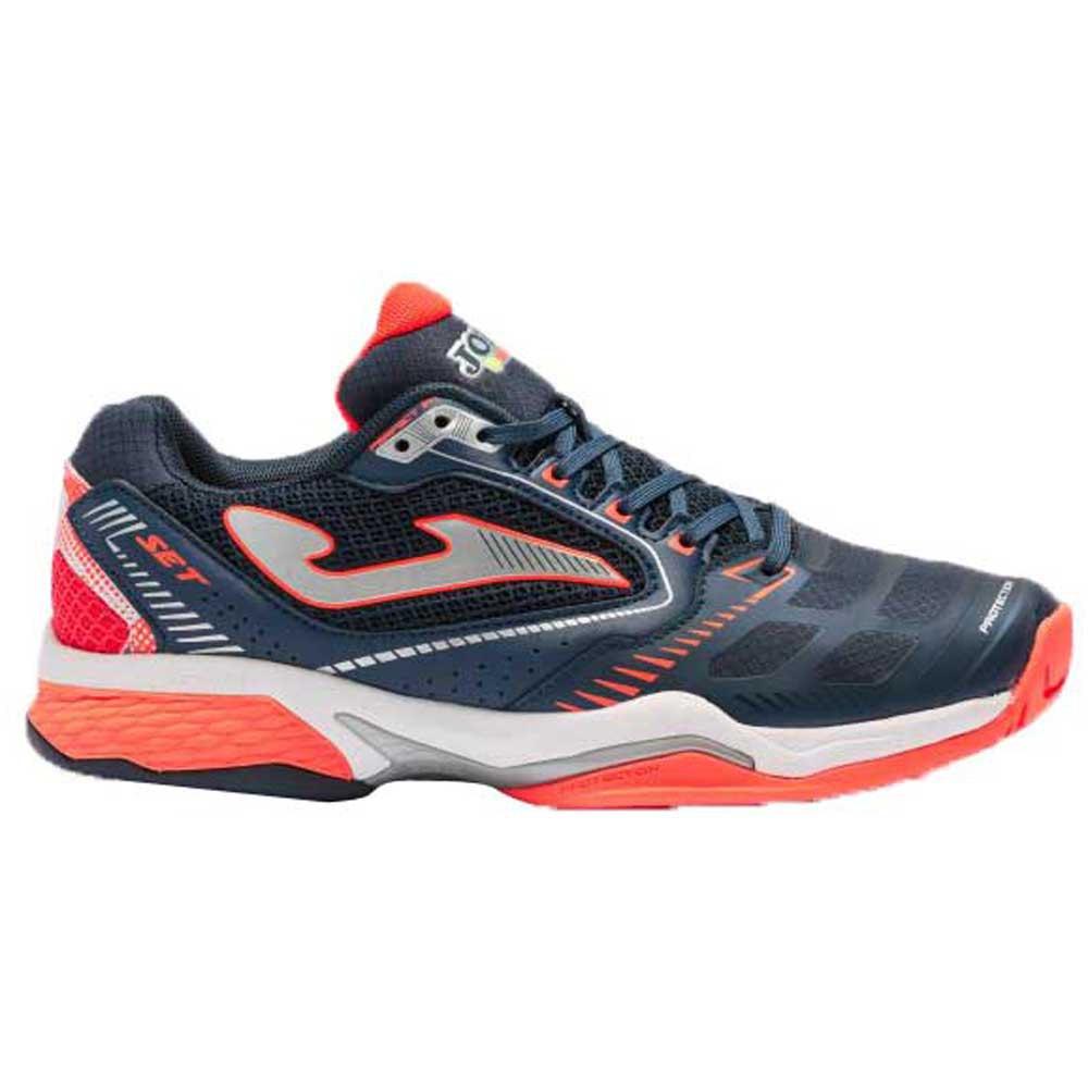 Joma Chaussures Set EU 46 Navy / Orange
