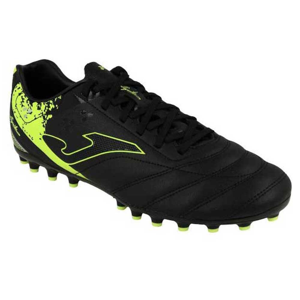 Joma Chaussures Football Aguila Ag EU 39 Black / Yellow Fluor