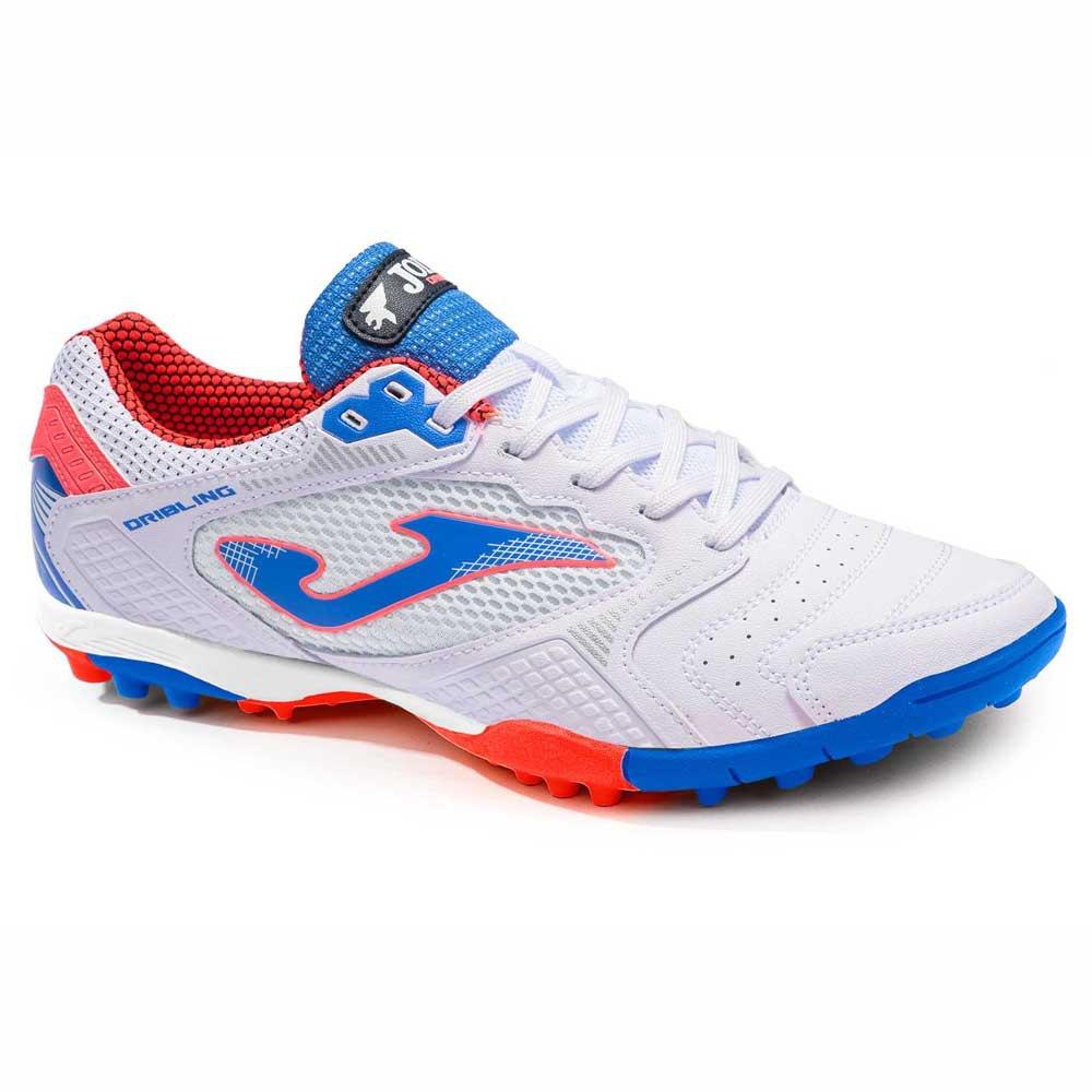 Joma Chaussures Football Dribling Tf EU 39 White / Blue / Orange