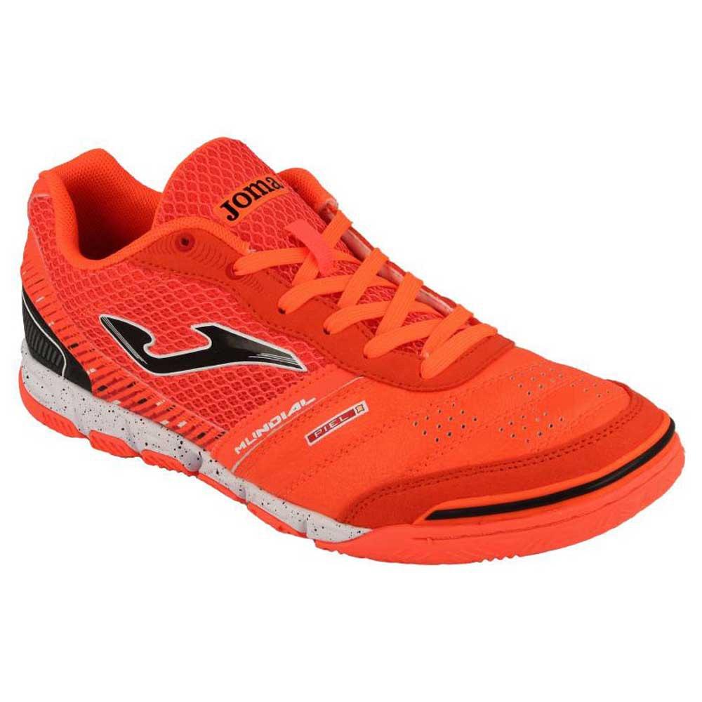 Joma Chaussures Football Salle Mundial In EU 40 Orange / Black