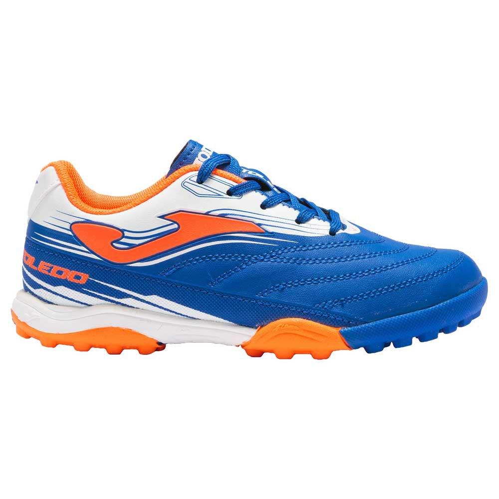 Joma Chaussures Football Toledo Hg EU 32 Royal / Orange