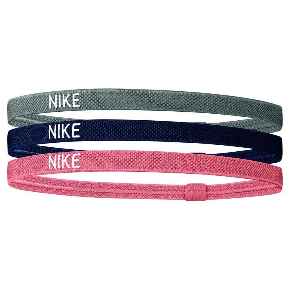 Nike Accessories Elastic 3 Units One Size Grey / Blue / Orange