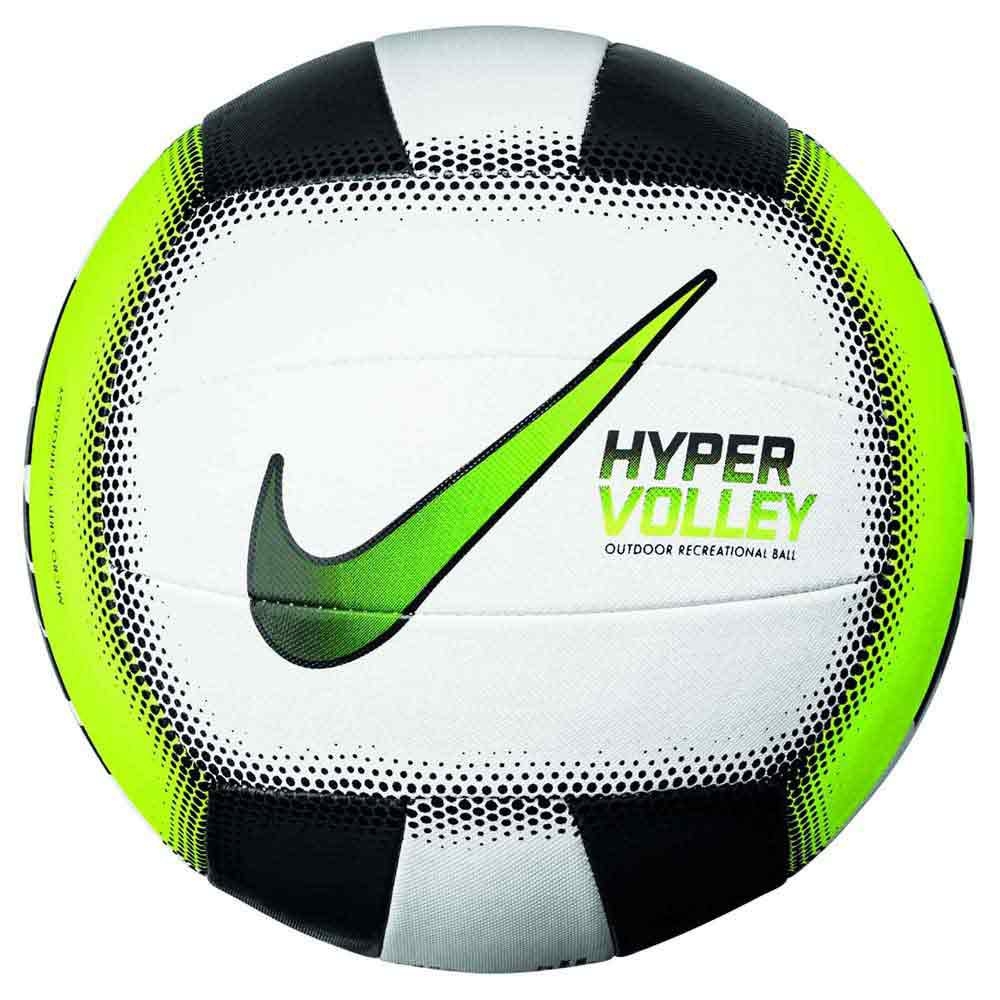 Nike Accessories Ballon Volleyball Hypervolley 18p 5 Grey / Green / White