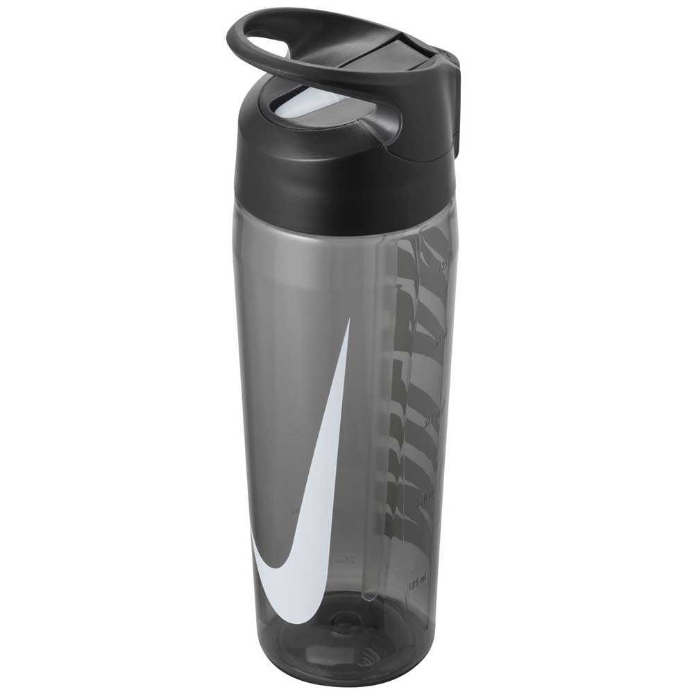 Nike Accessories Hypercharge Straw Cp Milan 710ml One Size Grey / Grey / White