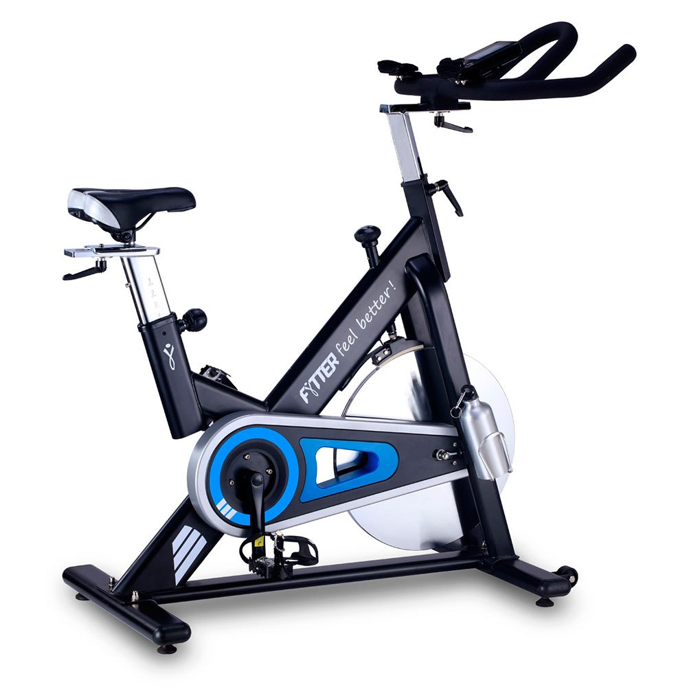Fytter Vélo Indoor Rider Ri-6x Gii One Size Black / Blue / Silver