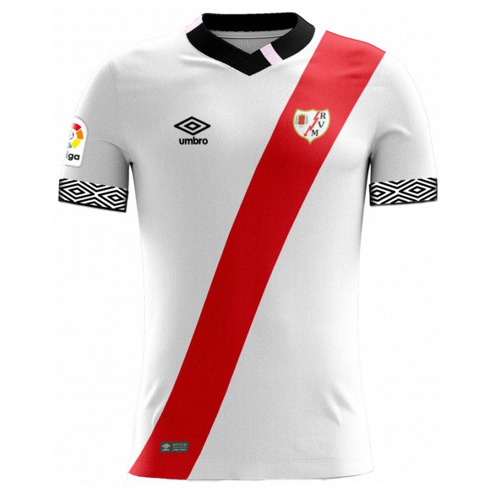 Umbro Rayo Vallecano Domicile 20/21 Junior 4-6 Years White / Red