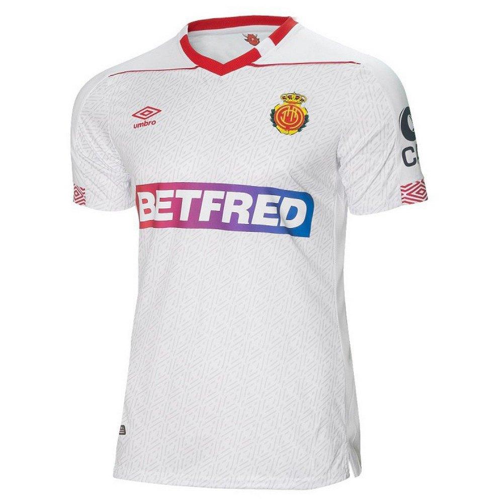 Umbro Rcd Mallorca Away 20/21 Junior 14 Years White
