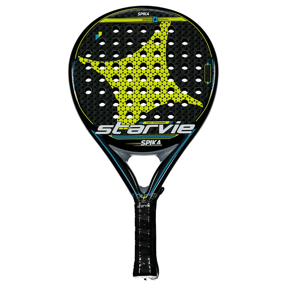 Star Vie Raquette Padel Spika Discover Line One Size Black / Yellow