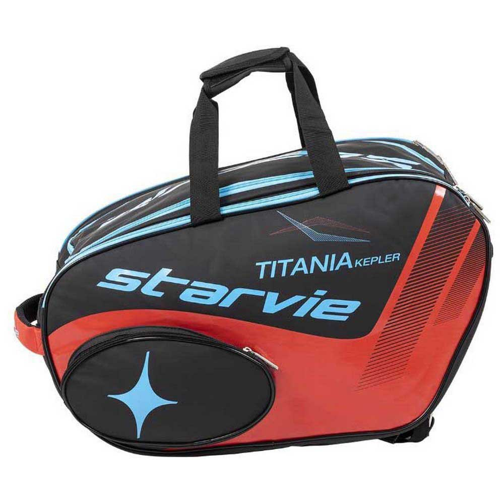 Star Vie Sac Raquette Padel Titania Pro One Size Black