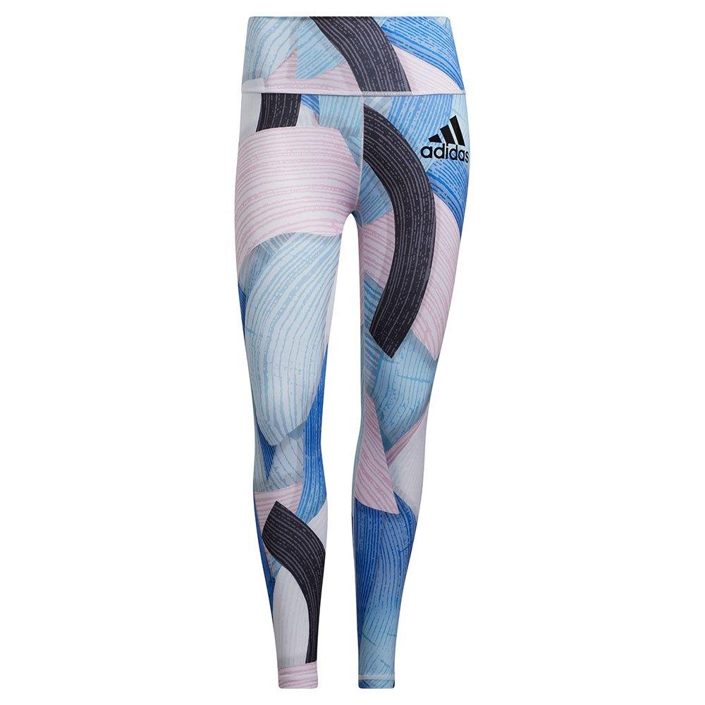 Adidas Legging Bt 2.0 Ni Sum XS Multicolor / Print / Black