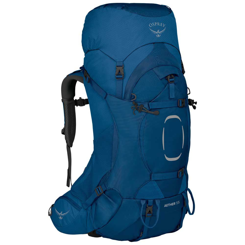 Osprey Aether 55l Backpack L-XL Deep Water Blue