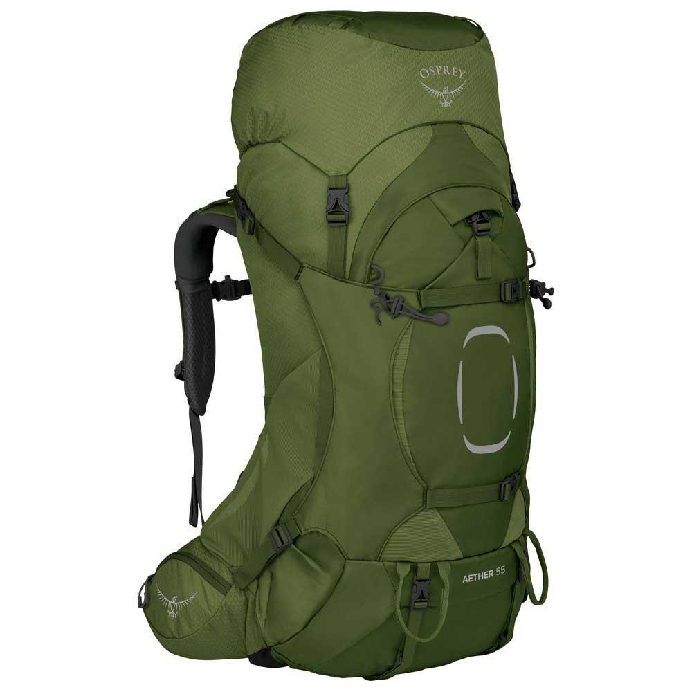 Osprey Aether 55l Backpack L-XL Garlic Mustard Green