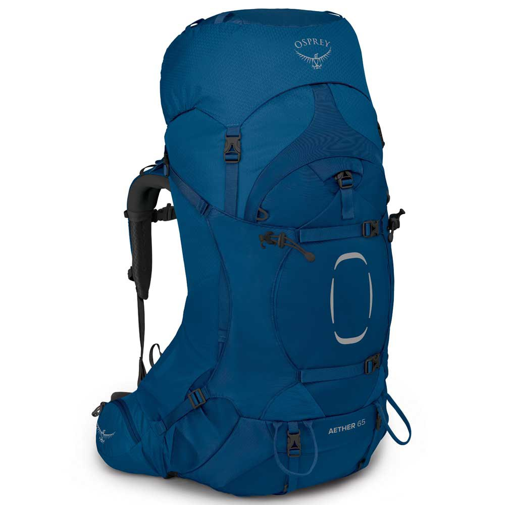 Osprey Aether 65l Backpack L-XL Deep Water Blue