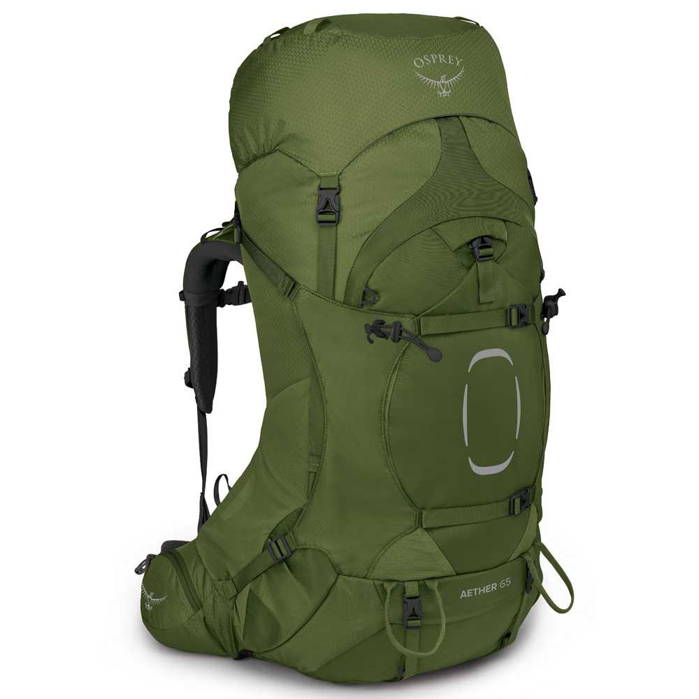 Osprey Aether 65l Backpack L-XL Garlic Mustard Green