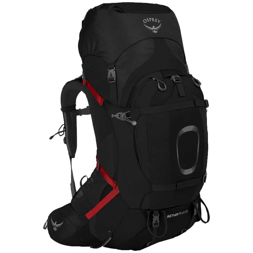 Osprey Aether Plus 60l Backpack S-M Black