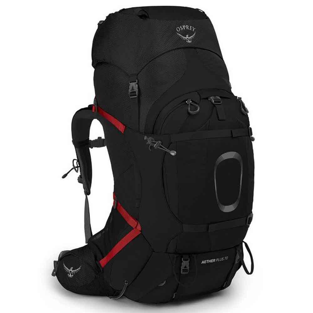 Osprey Aether Plus 70l Backpack L-XL Black