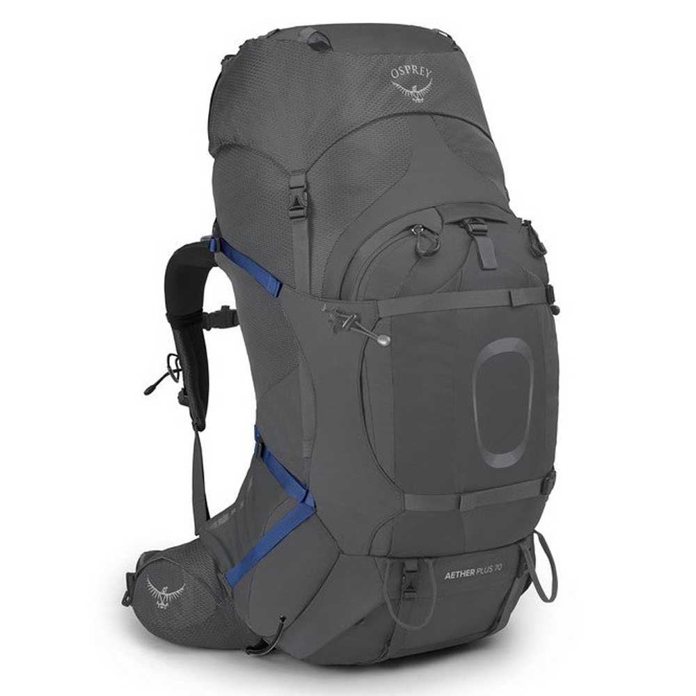 Osprey Aether Plus 70l Backpack S-M Eclipse Grey