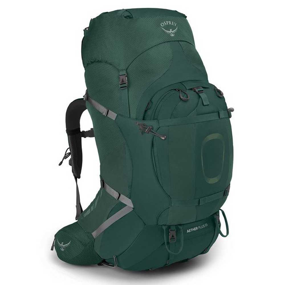 Osprey Aether Plus 85l Backpack S-M Axo Green