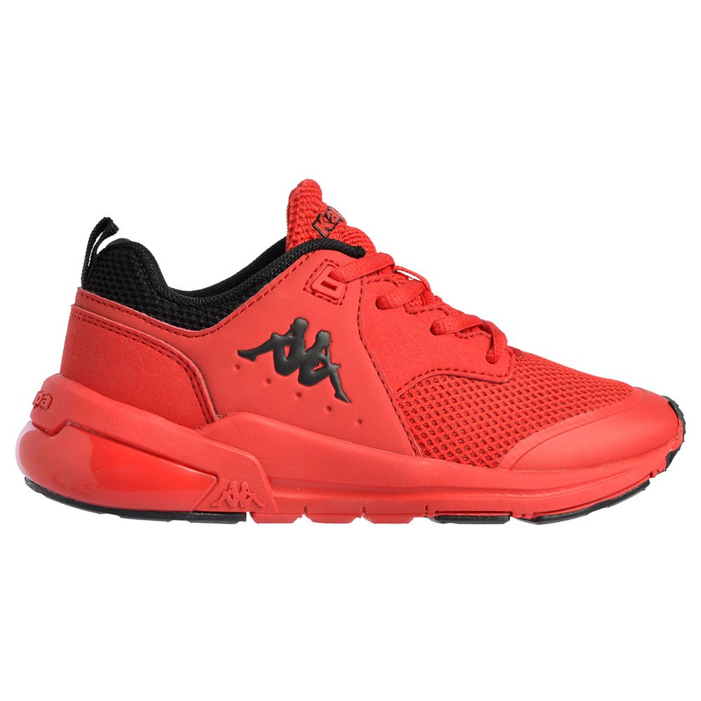 Kappa Chaussures Snugger Lace Junior EU 35 Red / Black / Red