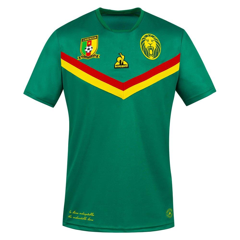 Le Coq Sportif Cameroon Pro 2021 XXL Green Drill