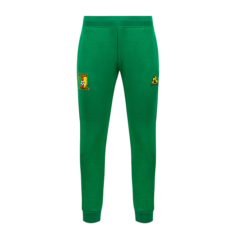 Le Coq Sportif Pantalons Cameroun Présentation 2021 L Green Drill