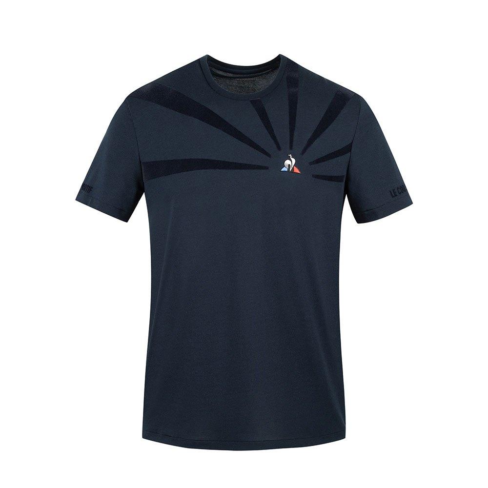 Le Coq Sportif T-shirt Manche Courte Tennis 20 N°2 L Sky Captain