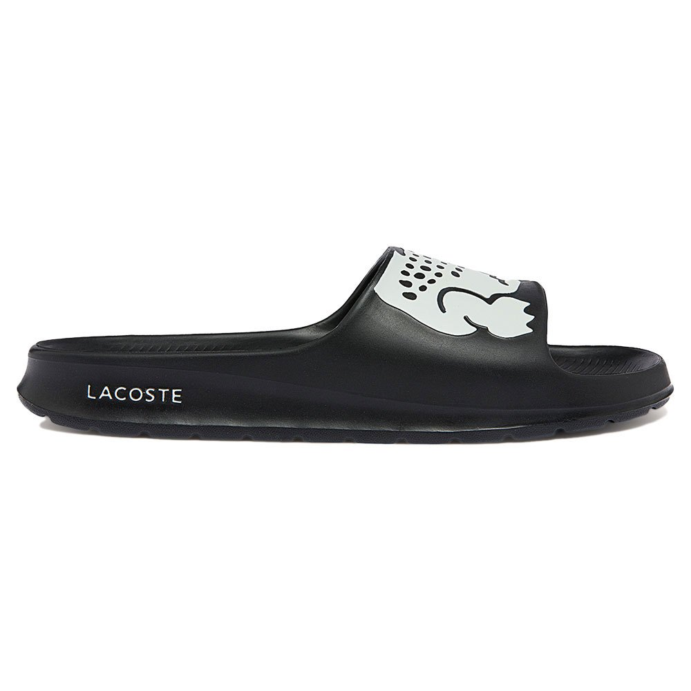 Lacoste Tongs Croco 2.0 Synthetic EU 46 Black / White