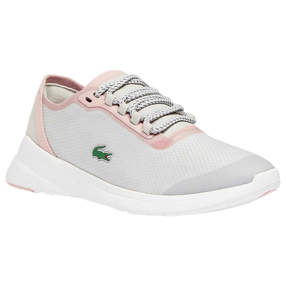 Lacoste 41sfa0006 EU 37 Light Grey / Light Pink