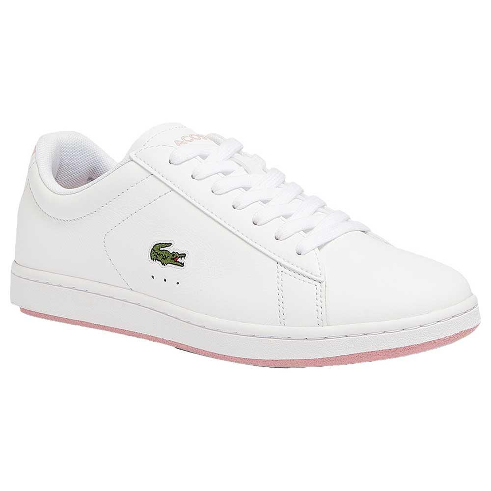 Lacoste 41sfa0031 EU 41 White / Light Pink