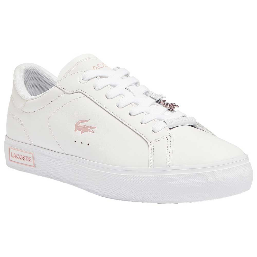 Lacoste 41sfa0082 EU 41 White / Light Pink