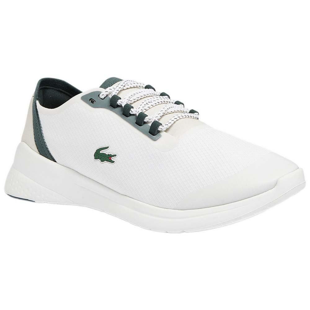 Lacoste Chaussures Lit Fit EU 44 White / Dark Green