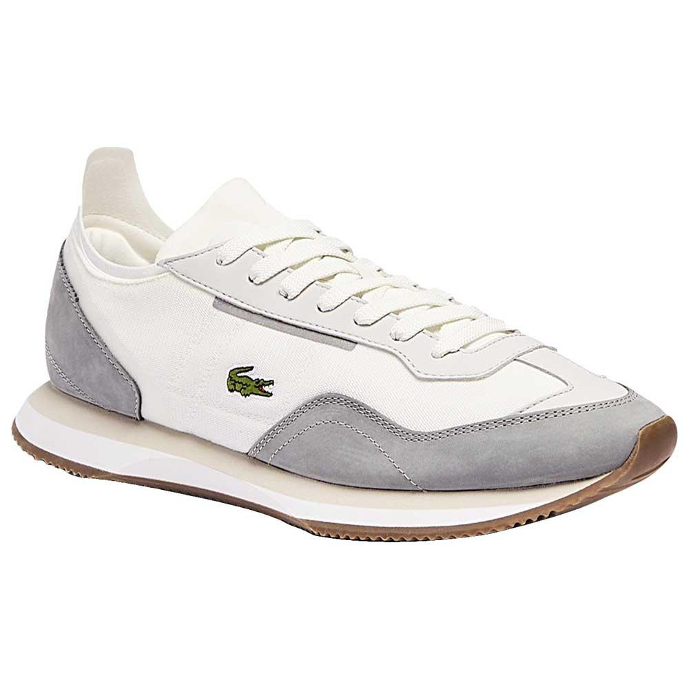 Lacoste Chaussures Match Break Textile EU 43 Off White / Grey