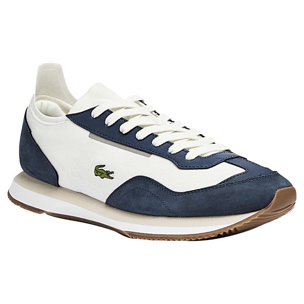 Lacoste Chaussures Match Break Textile EU 44 Off White / Navy
