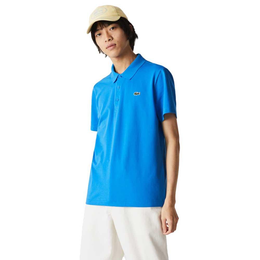 Lacoste Polo Manche Courte Sport Cotton Blend Ottoman XS Ibiza / Ibiza