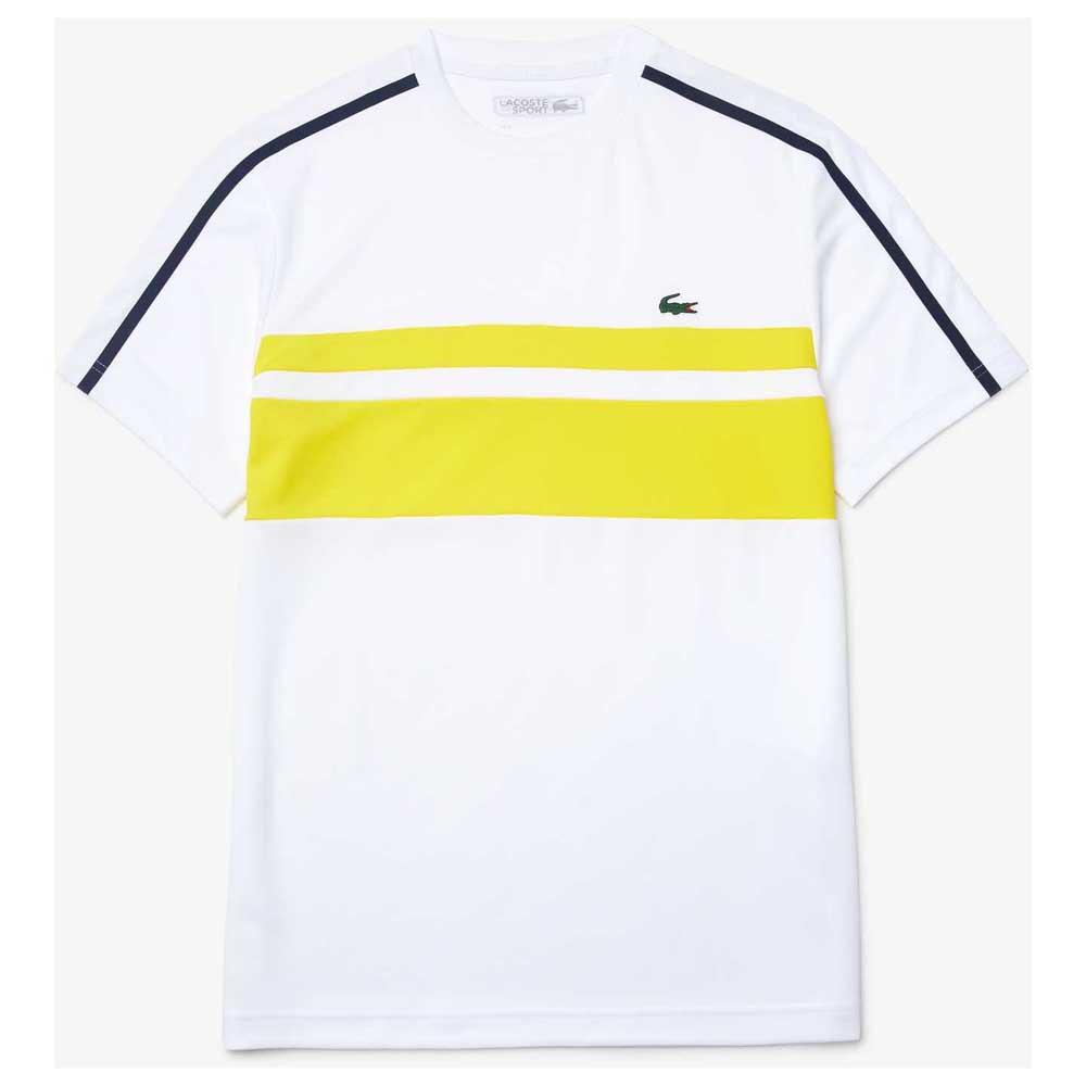 Lacoste Th9682 XL Blanc / Ananas-Marine