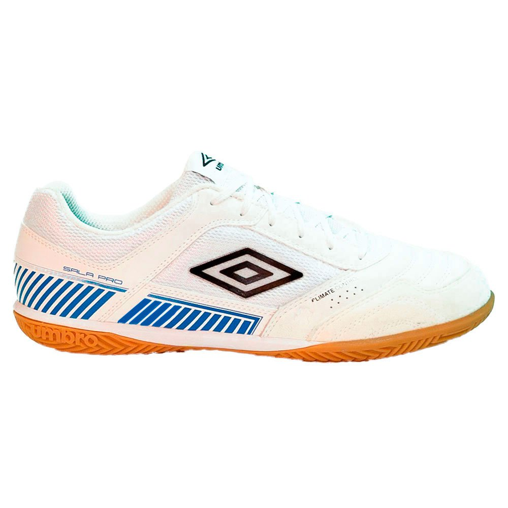 Umbro Chaussures Football Salle Sala Ii Pro In EU 39 White / Black / Tw Royal