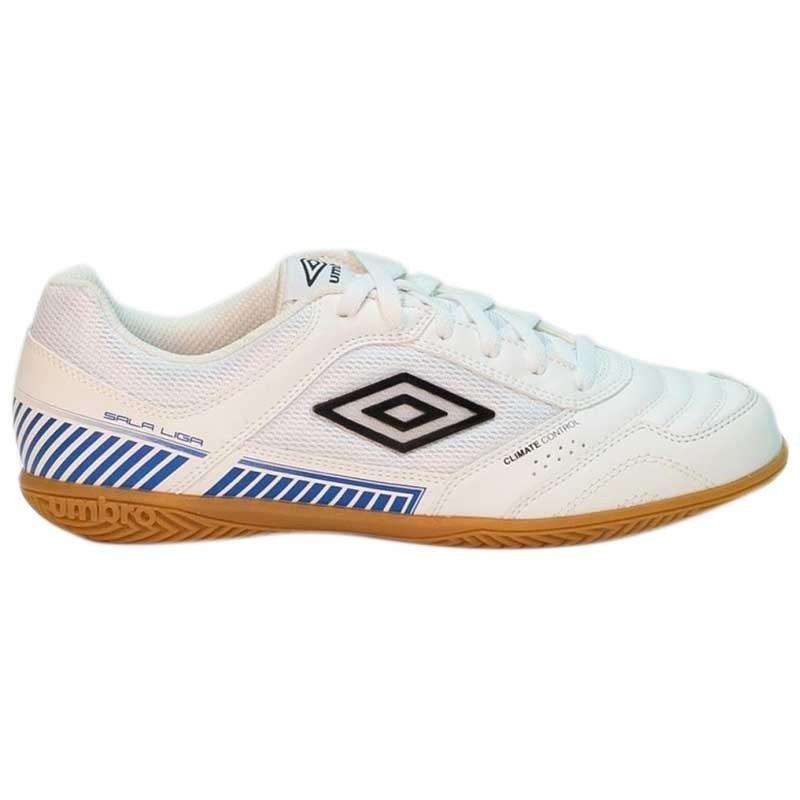 Umbro Chaussures Football Salle Sala Ii Liga In EU 39 White / Black / Tw Royal
