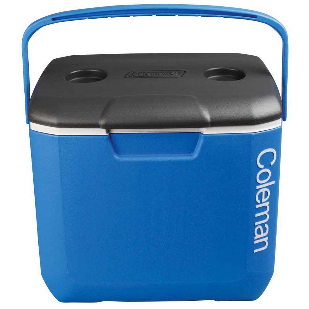 Coleman Rigid Cooler Performance 28l One Size Black / Blue