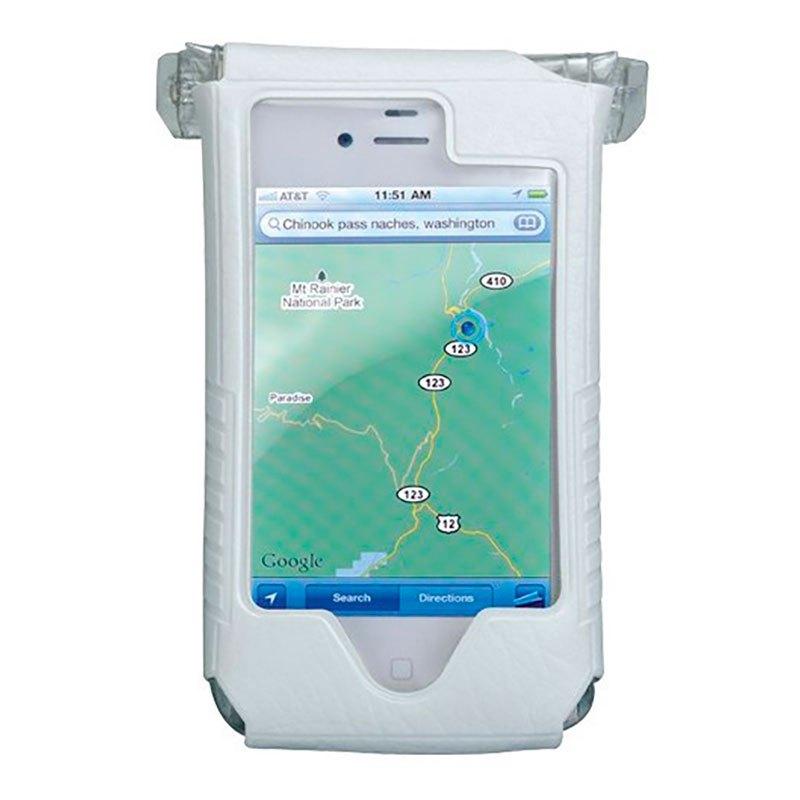 Topeak Drybag Iphone 4/4s One Size White