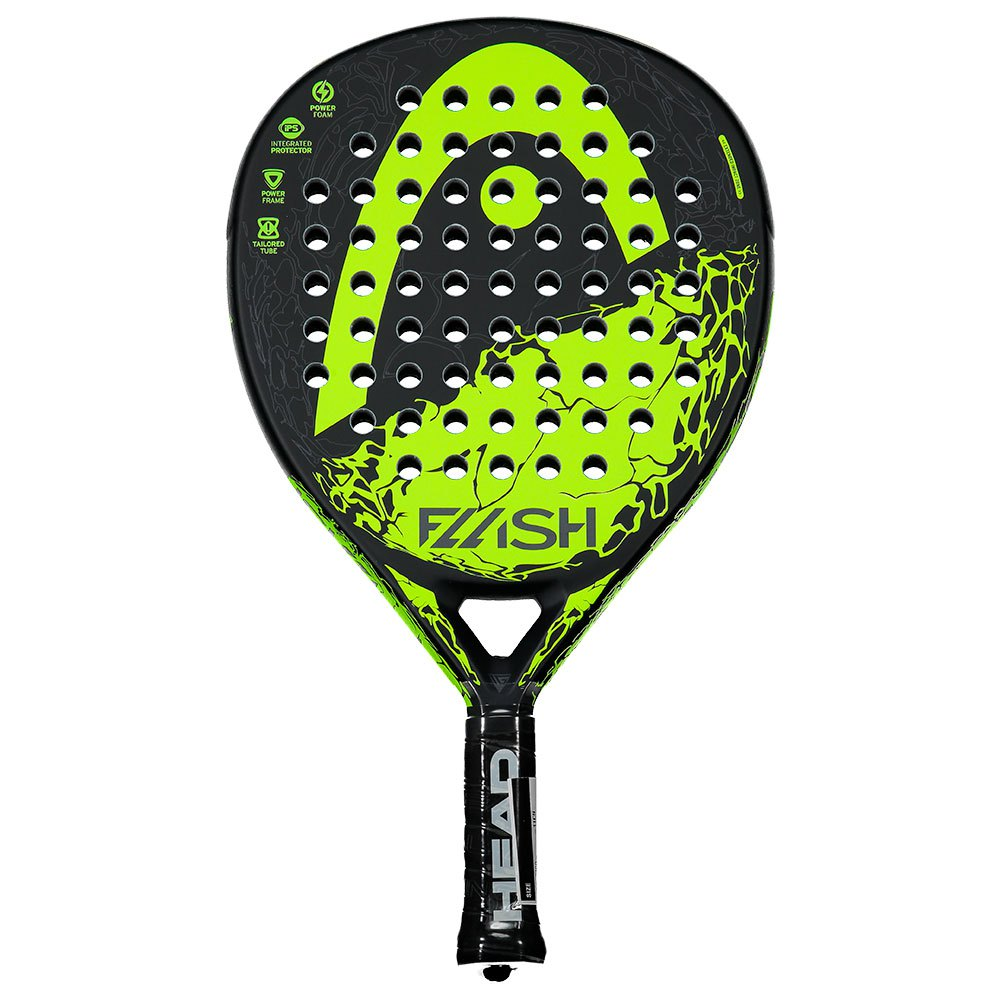 Head Racket Flash One Size Black / Yellow